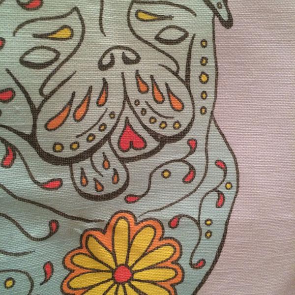 Lenny Tea Towel – Detail