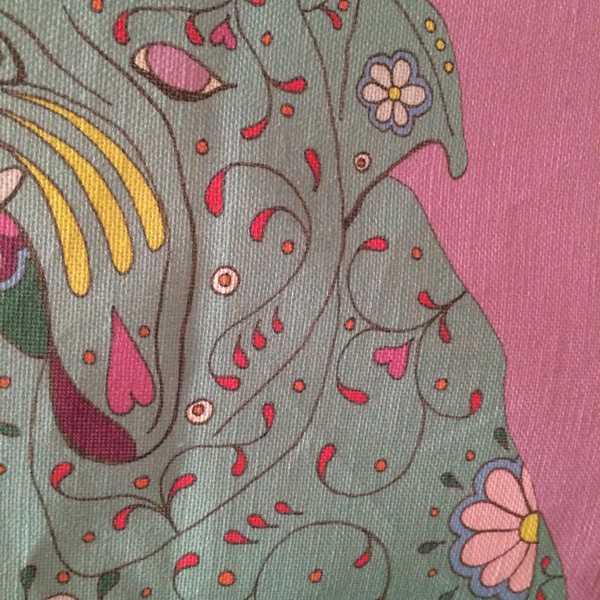 Rocco Tea Towel – Detail