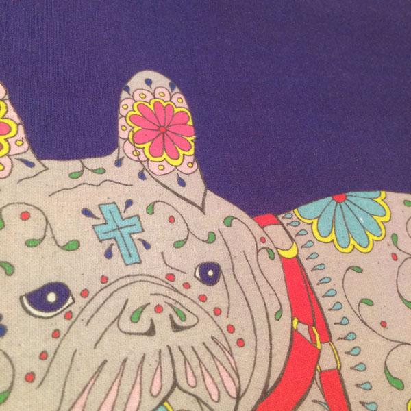 Rocky Bag – Detail