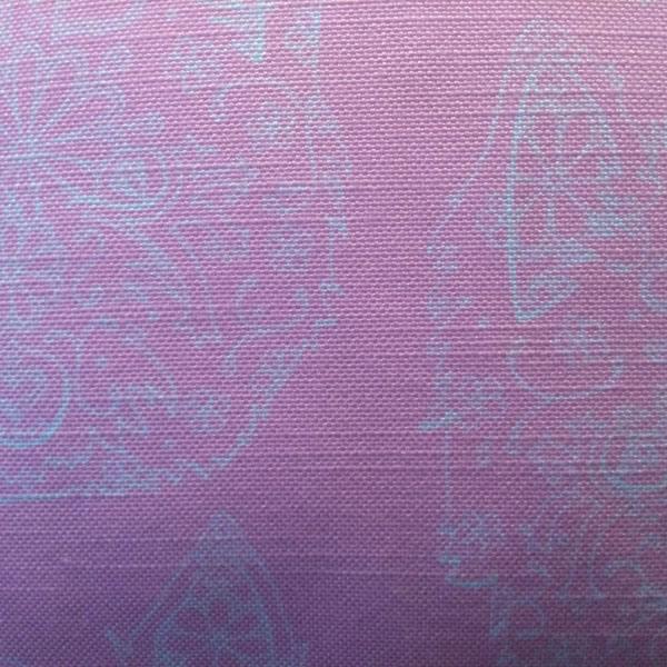 Line Bronte Pink Cushion – Detail