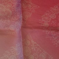 GRADIENT GOMEZ PALE PINK_Pocket Square_Close Up