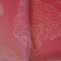 GRADIENT NED PALE PINK_Pocket Square_Close Up